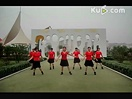 天云广场舞教学《爱情买卖》16步舞蹈视频