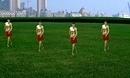 彩虹云子亚虎娱乐,亚虎娱乐app,亚虎777娱乐老虎机《哑巴新娘》16步舞蹈视频