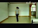 室内单人健身舞 微山湖 阿中中编舞