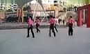 周思萍亚虎娱乐,亚虎娱乐app,亚虎777娱乐老虎机 梦驼铃 2014广场健身舞蹈
