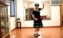 扎西德勒 2014中老年室内健身操 蒋洪清广场舞