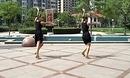 公园舞蹈 要爱爱 2014双人广场舞演示