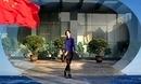 知音广场舞《我们的钓鱼岛》清韵编舞、视频制作