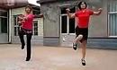 红红广场舞《快乐广场》双人健身舞