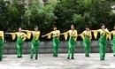 红乔开心广场舞《快乐广场》集体版舞蹈演示