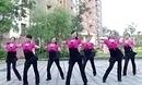 长沙中信广场舞火红的萨日朗、乌兰托娅演唱