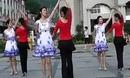 雪舞广场舞《枕着你的名字入眠》伦巴舞蹈系列、双人舞蹈