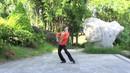 广西廖弟原创健身舞《乡愁》演唱:亚丁人组合