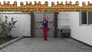 双子学跳广场舞 姑娘嫁给我吧 民族健身舞 编舞 杨丽萍