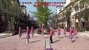 广西廖弟健身舞《那里的山那里的水》演示:湖北麻城鑫粉团
