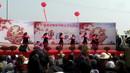 蒲城县苏坊镇苏坊村后李队亚虎娱乐,亚虎娱乐app,亚虎777娱乐老虎机、红马鞍、2015年重阳节文化汇演