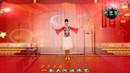 兰梦广场舞《我的祖国》编舞:艺莞儿老师,习舞、制作:蝶恋