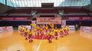 雅安市广场舞比赛《扎西德勒》