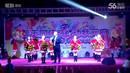 姐妹广场舞参赛作品一等奖《舞动中国》