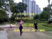 乐山夕阳红广场舞《粉红色的回忆》二人版