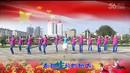 洪湖舞之恋广场舞《我的祖国》演示:集体