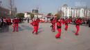 2015年第三届邳州市广场舞大赛表演、山里红