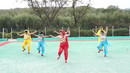 棋盘社区广场舞《印度桑巴》