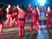 齐河彩虹广场舞串烧四德歌《红红的中国》