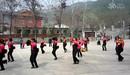 青州市付家广场舞《红尘情歌》