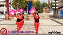 三龙龙西紫月广场舞 扇子舞开门红