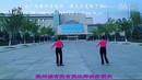 随州俞函广场舞烟花三月下扬州、2人版 正反分解动作