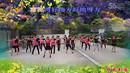 久丰广场舞《南泥湾》演示:江老师以及她的舞友