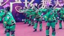 康乃馨代表队广场舞《最炫民族风》唐山荣川广场舞大赛