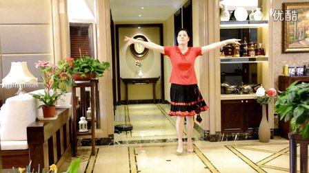 杭州梦蝶广场舞《歌在飞》