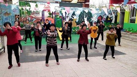 西白塔广场舞《最炫民族风》