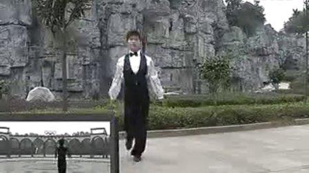 陈敏广场舞 兔子舞
