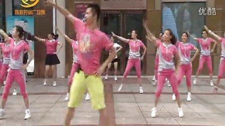 陈敏广场团队 小苹果