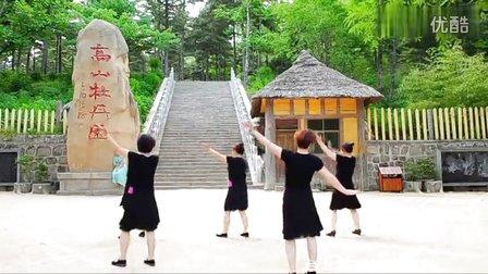 车村广场舞、山里红、高清