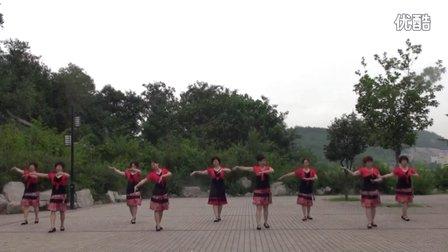 爱玲广场舞《烟花三月下扬州》2016年最新版第0209号