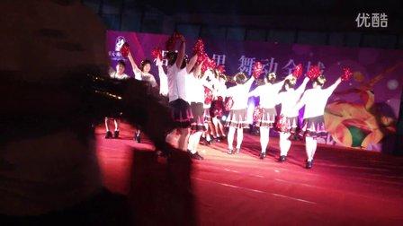 储墅村参赛舞蹈 广场舞《中国歌最美》