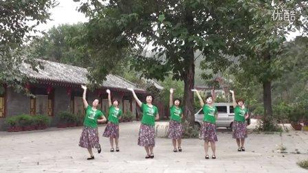 爱玲广场舞《为你等》2016年最新