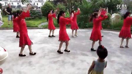 高丰广场舞《红尘情歌》