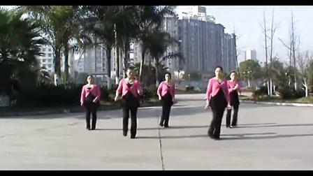 吉美广场舞《花蝴蝶》