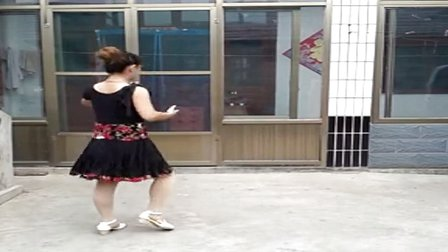 燕子颜店广场舞《借点情借点爱》时尚动感