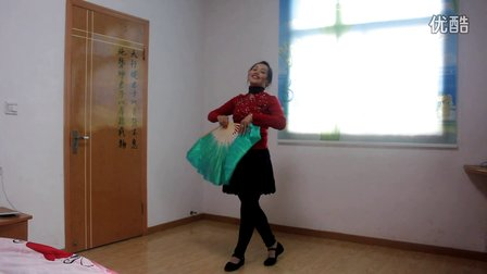 梅老师广场舞 荷塘月色