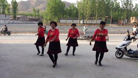 北罗夕阳红广场舞《我的玫瑰卓玛拉》