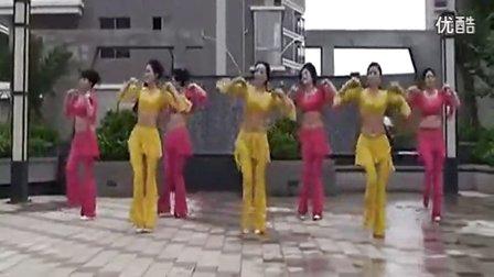 瑞金丽萍广场舞 康巴姑娘 含正反面演示和分解示范