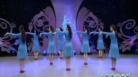 杨艺全民广场舞 小眼睛的姑娘