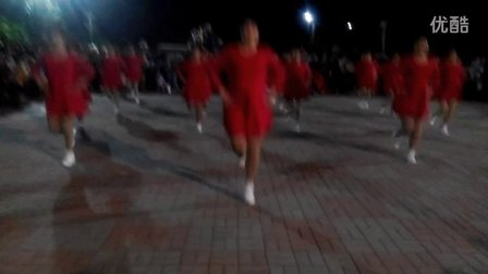 穆口广场舞《快乐给力》携手梦幻舞蹈队演示