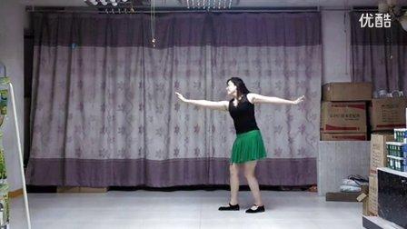 欣子广场舞 《为你等待》