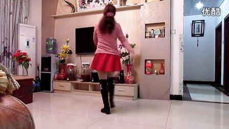 禄加世民广场舞《一曲红尘》