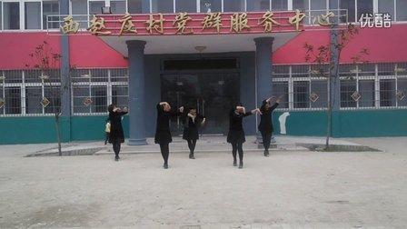 赵庄口嘻哈广场舞《红尘情歌》