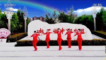 西安爱之梦亚虎娱乐,亚虎娱乐app,亚虎777娱乐老虎机《红马鞍》编舞 青儿