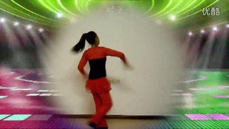 梦雨蝶广场舞《中国歌最美》