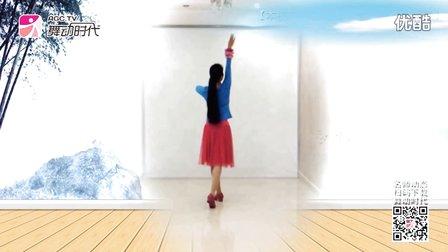 王梅广场舞《画颜》附教学